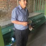 Pastor Pedro in Via Nueva