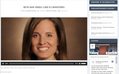 Podcast Interview with Beth Ann Yakes