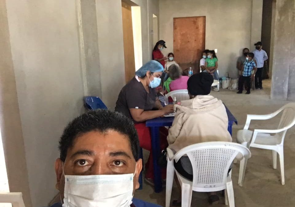 Local Providers Conduct 5 Medical Clinics